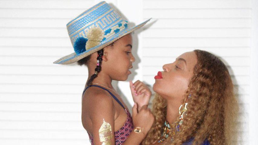 Privater Einblick: Beyoncé ist von Mutterrolle überwältigt