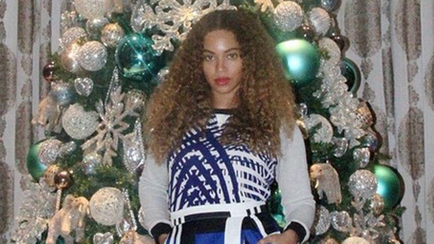 Haariges Experiment: Beyoncé zeigt Kreppfrisur