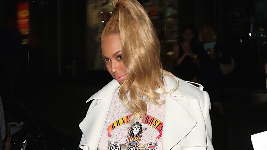 Frisur-Fan: Beyoncé trägt nur noch Pferdeschwanz