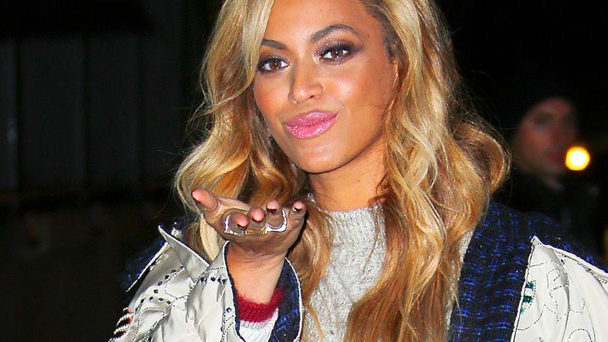 Mit dieser Geste feiert Beyoncé ihren 7. Hochzeitstag!