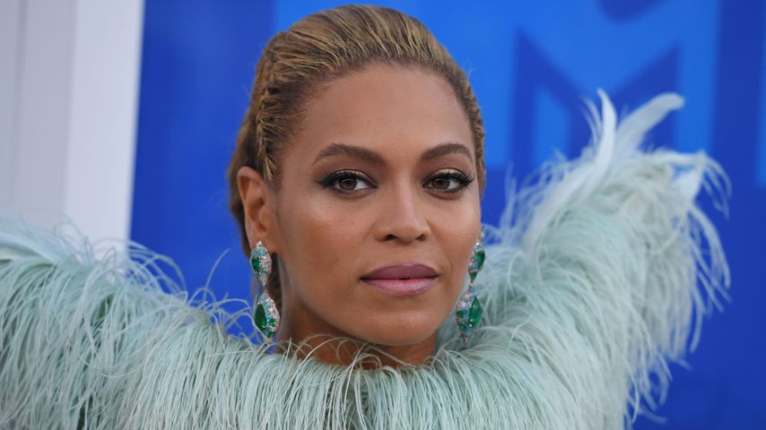 Sängerin Beyoncé, 2016
