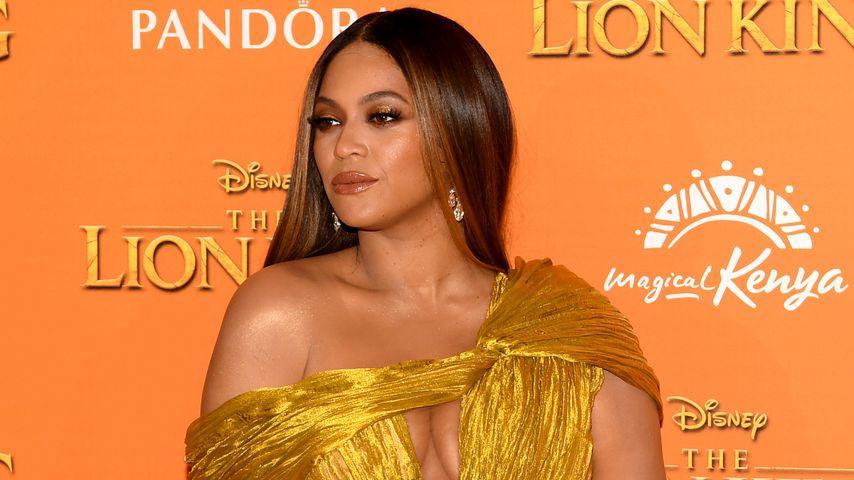 """Beyoncé bei der Premiere zu """"Der König der Löwen"""""""