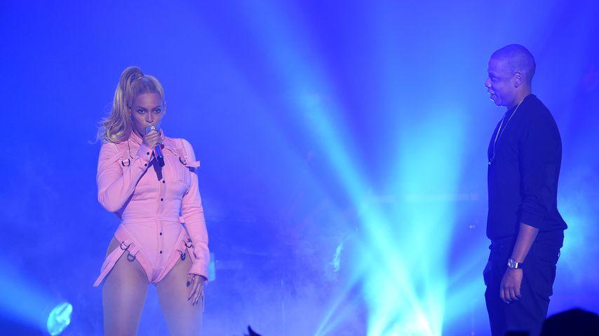 Beyonce, Beyoncé Knowles und Jay-Z