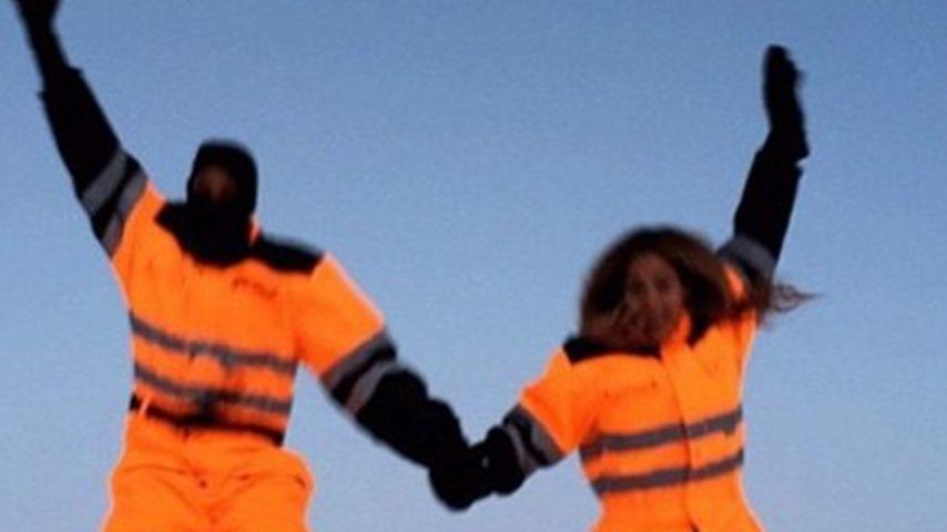 Beyoncé & Jay-Z: Romantischer Urlaub in Island