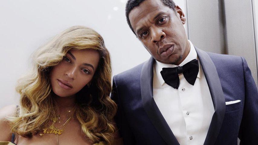 Beyoncé & Jay-Z: Warum zeigen sie ihre kleinen Twins nie?