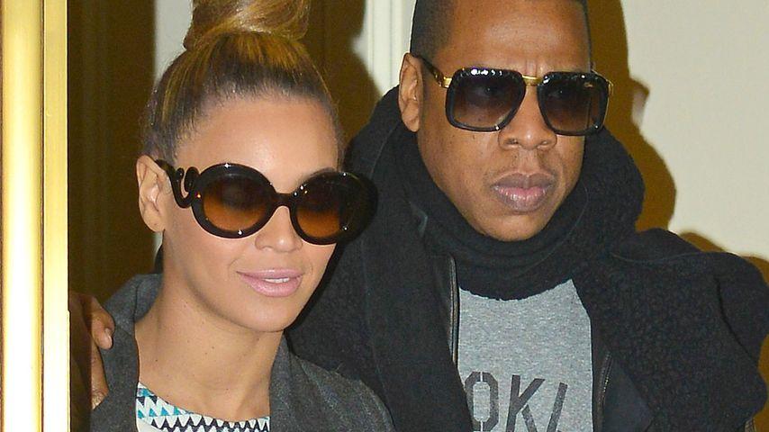 Beyoncé und Jay-Z: Gage durch Spenden finanziert!