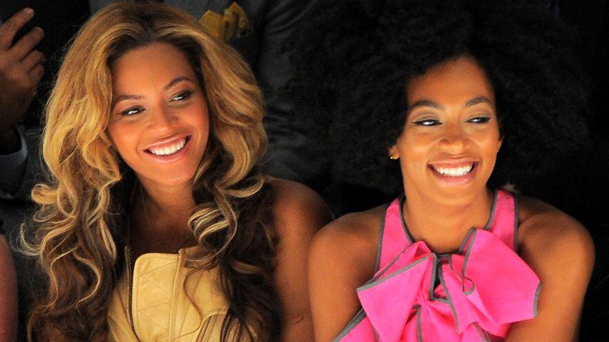 Verrückt! Solange Knowles verwirrt mit BH-losem Auftritt
