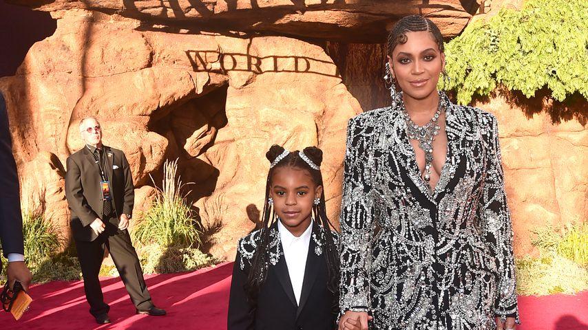 Beyoncé und Töchterchen Blue Ivy