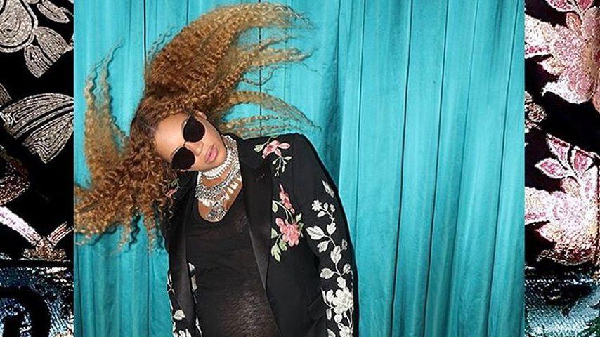 Ist es bald so weit? Beyoncé posiert mit MEGA-Babykugel!