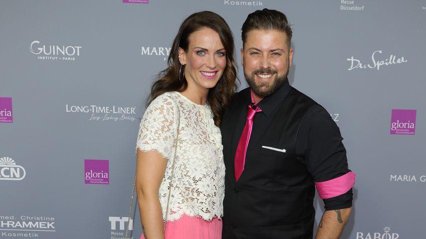 Bianca und Felix von Jascheroff beim Gloria-Kosmetikpreis 2019