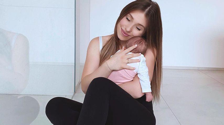 Bibi Claßen mit Tochter Emily