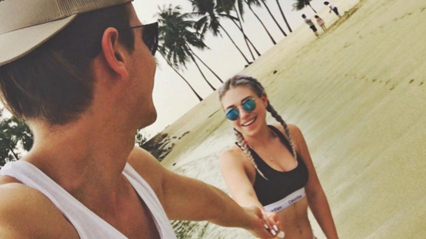 Nächster Sexy-Shoot: YouTube-Bibi Heinicke feiert ihre Liebe