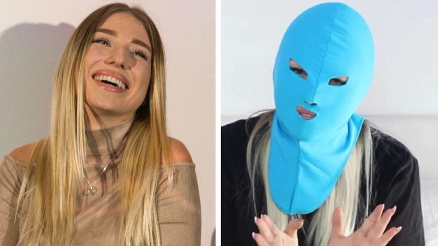 Bankraub geplant? Das bedeutet YouTube-Bibis crazy Outfit