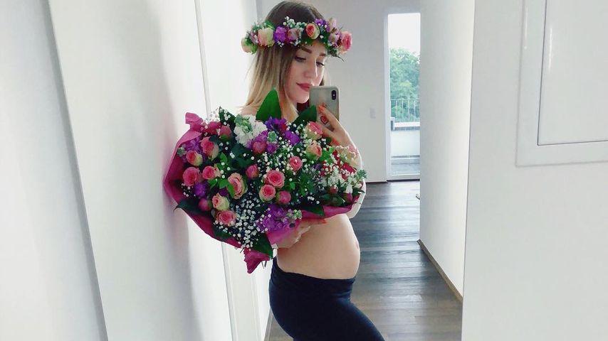 Bald-Mama Bibi Heinicke: Sie freut sich riesig auf ihr Baby!