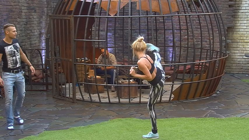 "Heiß wird's: ""Big Brother""-Thomas & Isabell nähern sich an"