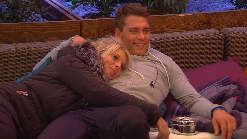"""""""Big Brother"""": Sharon und Kevin gehen auf Tuchfühlung"""