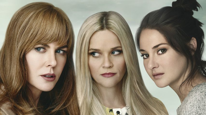 """Big Little Lies""-Staffel drei? Nicole & Reese hätten Bock!"