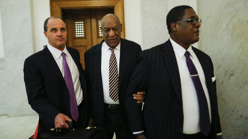Prozess um Bill Cosby: Furchtbare Details am 1. Gerichtstag!