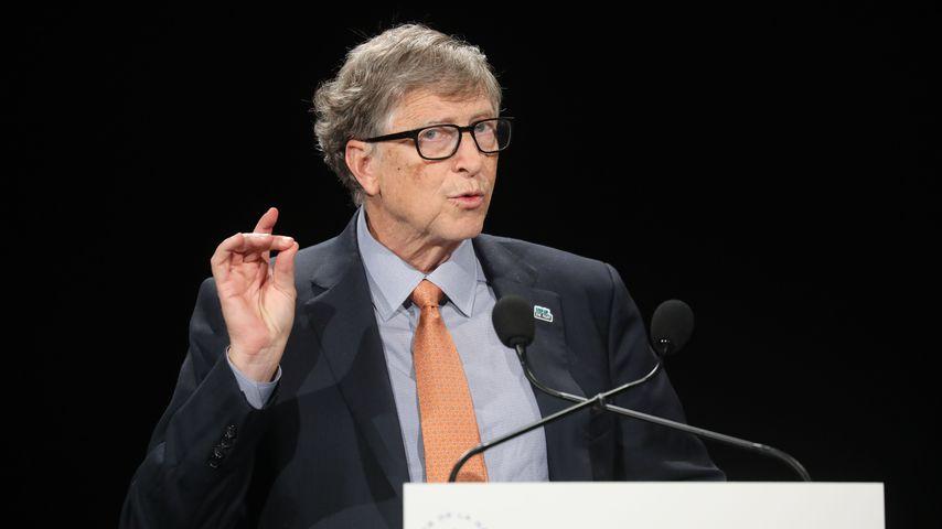 Bill Gates im Oktober 2019