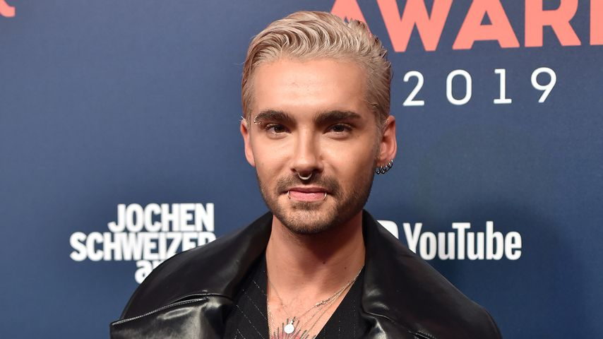 Bill Kaulitz beim Made for More Award 2019 in München