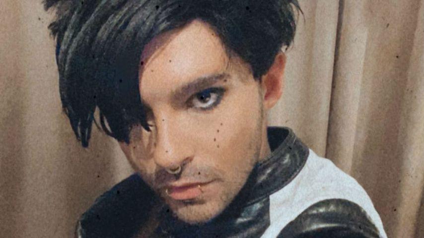 Tokio-Hotel-Throwback: Bill Kaulitz stylt sich wie früher