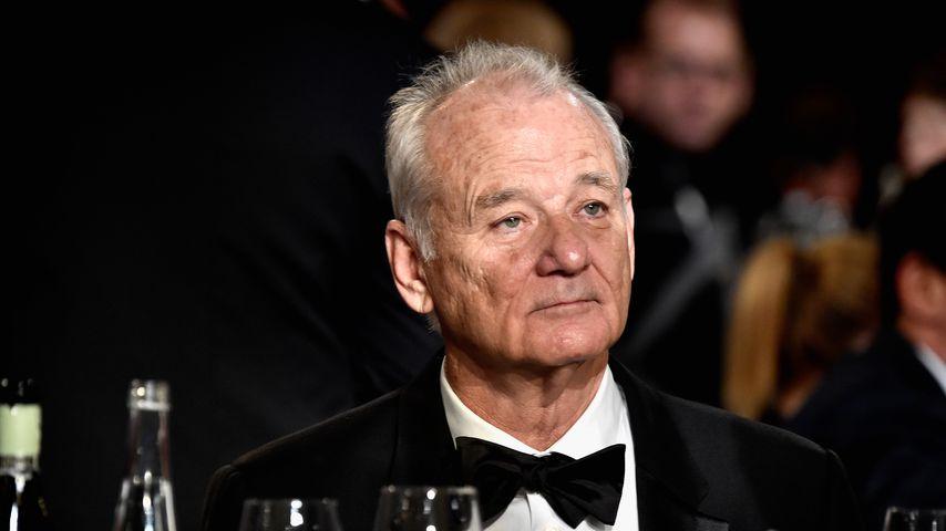 Wegen Belästigung: Pöbelte Bill Murray einen Fotografen an?