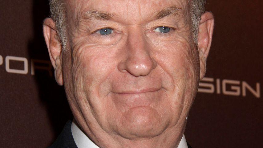 Star-Moderator Bill O'Reilly