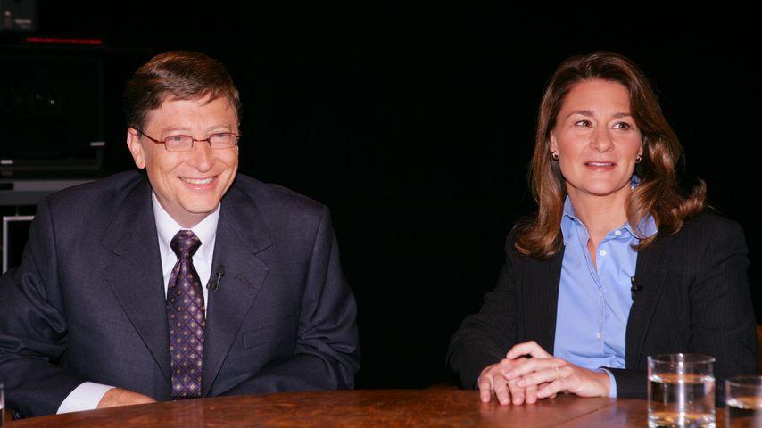 Bill und Melinda Gates im Juni 2006