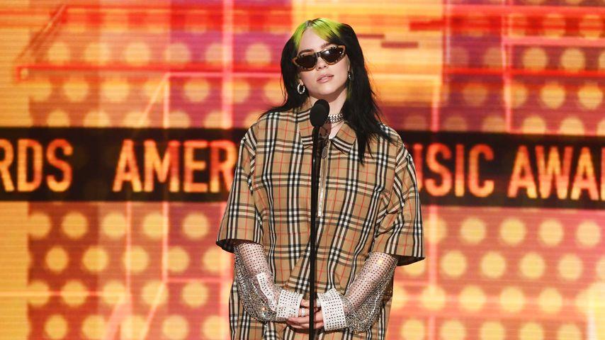 Sechs Grammy-Nominierungen: Billie Eilish glaubt nicht daran