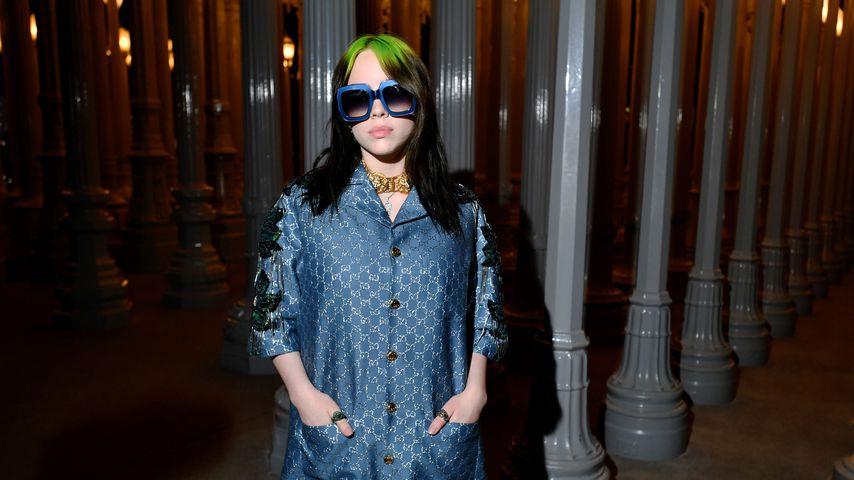 Billie Eilish und Co.: Heißer Star-Auflauf bei LACMA-Gala
