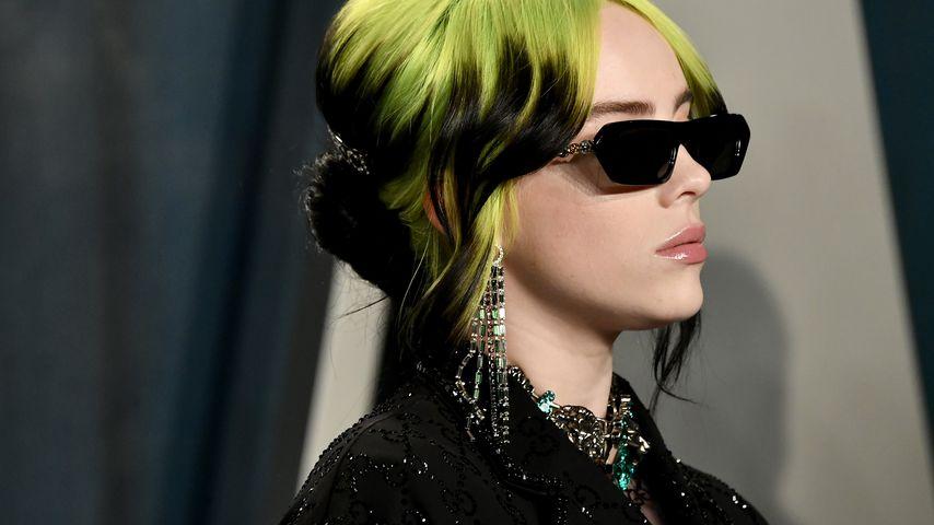 Billie Eilish bei der Vanity Fair Oscar Party