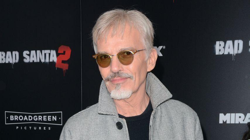 """Billy Bob Thornton präsentiert im November seinen Film """"Bad Santa 2"""" in New York"""