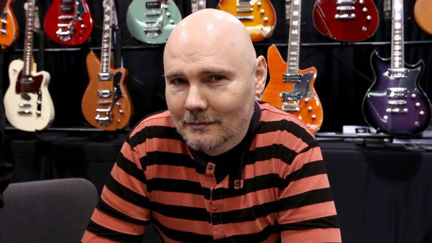 Billy Corgan, Sänger