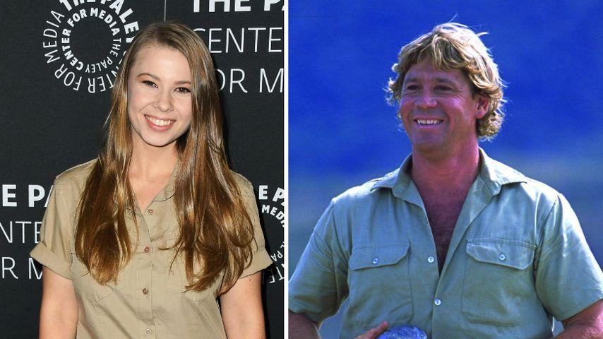 13 Jahre tot: So sehr vermisst Bindi ihren Papa Steve Irwin