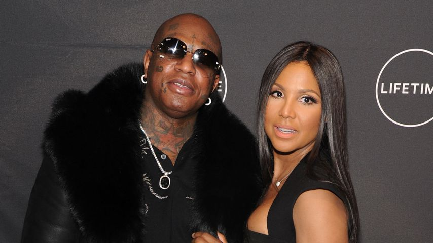 Birdman und Toni Braxton in New York