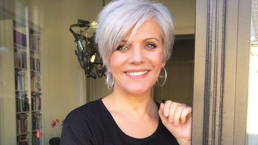 Nach Grau Styling Birgit Schrowange Gesteht Botox Eingriff