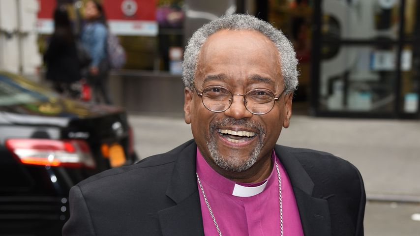 Bischof Michael Curry
