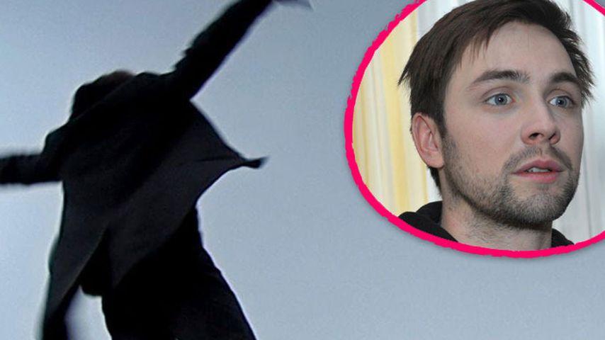 GZSZ-Björn Harras: So schwer war der Todes-Dreh!