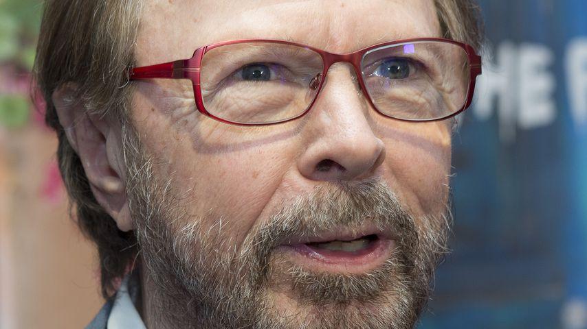 Ex-ABBA-Gitarrist Björn Ulvaeus im Januar 2016
