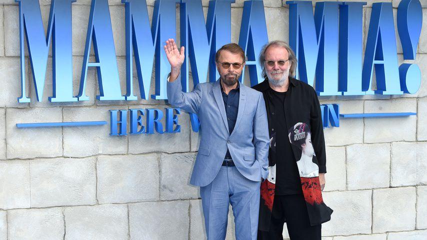 """Lappen weg! """"ABBA""""-Komponist Benny Andersson wurde geblitzt!"""