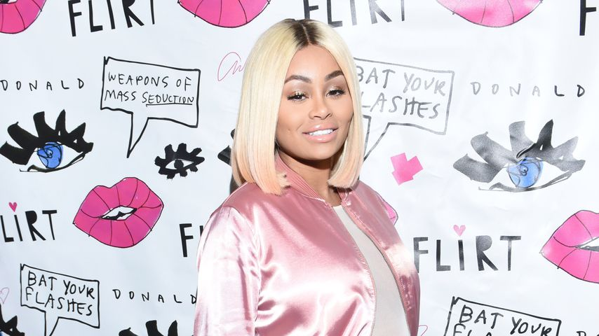 "Blac Chyna beim ""Flirt Cosmetic x Amber Rose""-Event"