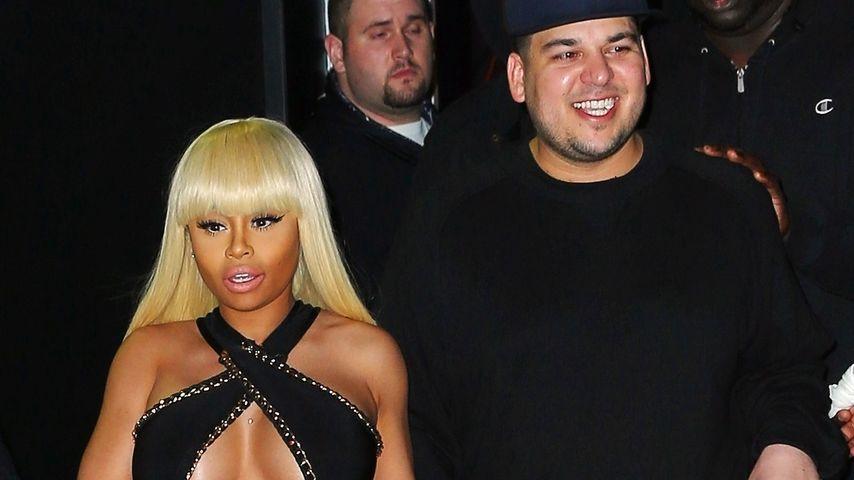 2. Kardashian-Serie? Baby-Realityshow für Blac & Rob geplant