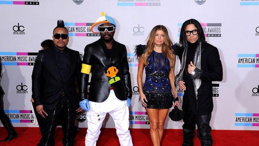 Endlich offiziell: Die Black Eyed Peas kommen zurück!
