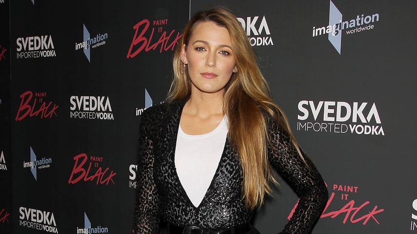 "Blake Lively bei der ""Paint It Black""-Premiere in New York"