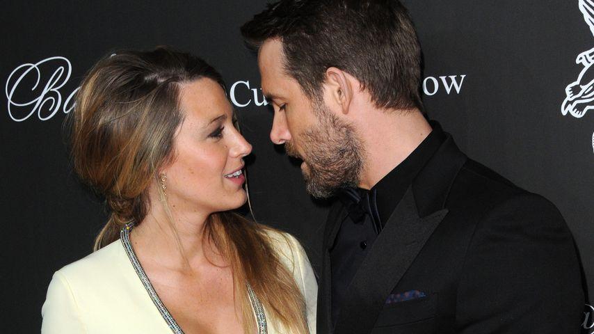 Blake Lively & Ryan Reynolds: Das Baby ist da!