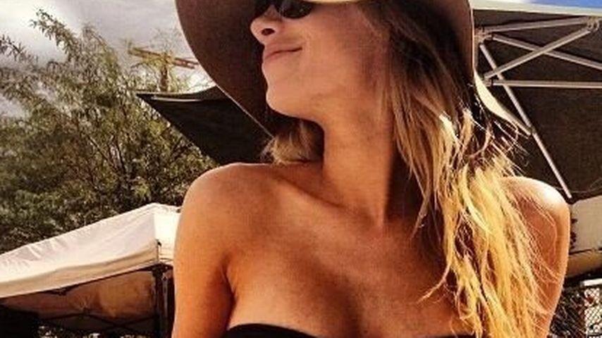 Wow! Blake Lively twittert heißes Bikini-Foto