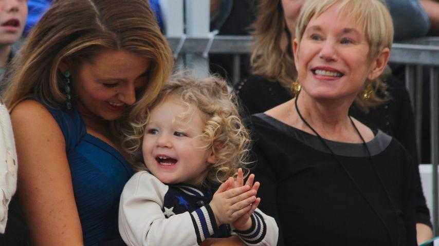 Blake Lively mit Tochter James