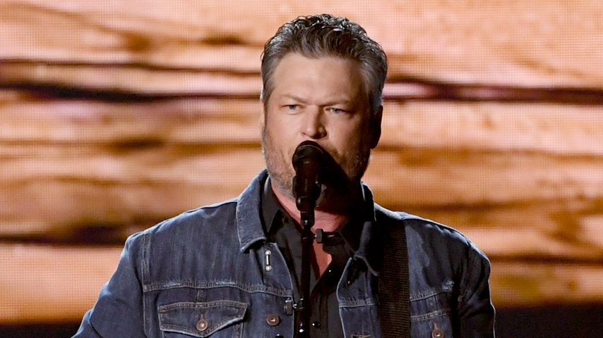 Blake Shelton im April 2019
