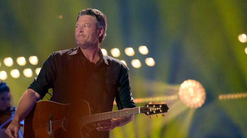 Blake Shelton bei einem Auftritt im Juni 2018