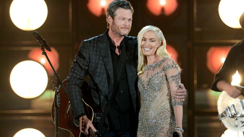 "Blake Shelton und Gwen Stefani bei den ""Billboard Music Awards"""